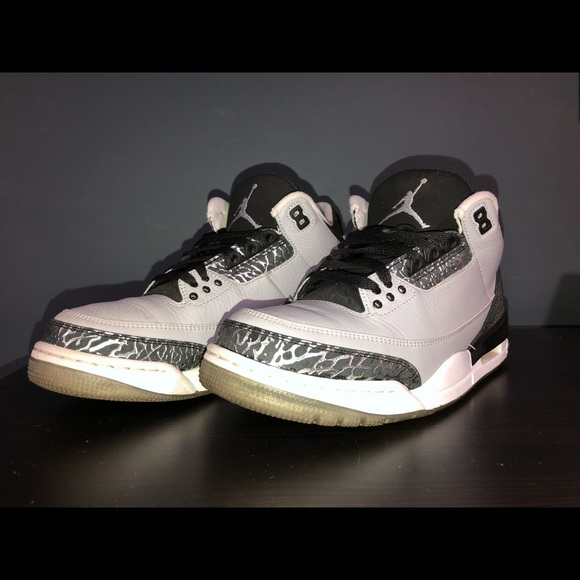 78f5405b429 Jordan Shoes | 3s Wolf Grey | Poshmark